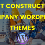 13 Best Construction Company WordPress Themes